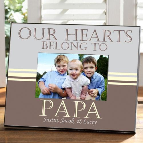 Heart Belong Frame: Engraved Gift Collection