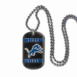 Detroit Lions Zippo Engraved Gift Collection