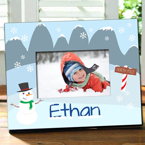 Winter Frame Engraved Gift Collection